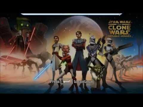 Star Wars The Clone Wars Republic Heroes |