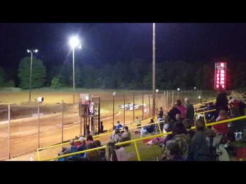 Sportsman Feature Part 2 Southern Raceway 5.6.17