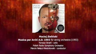 Maciej Zieliński - Musica per Archi AD 1993