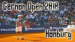 Thiem live beim ATP Tennisturnier in Hamburg - ERSTE REIHE   2018#15
