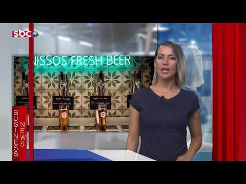 BUSINESS NEWS: ΟΛΥΜΠΙΑΚΗ ΖΥΘΟΠΟΙΪΑ, ΟΤΕ, YOLENI'S, NISSOS BEER BAR