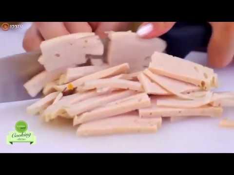 Cách làm nộm sứa xoài xanh ngon ăn liền đơn giản - 1000cachlam.com