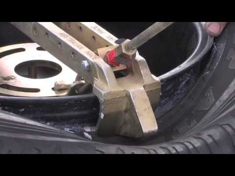 r r beadbreaker tyre refitting tool hub adapter for