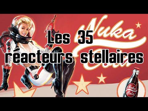 Trouver les 35 réacteurs stellaire (Nuka World)