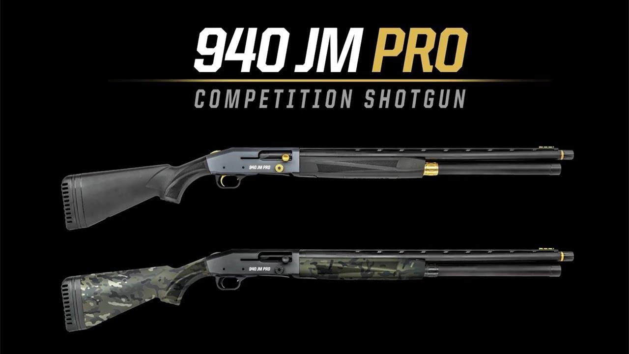 Download Mossberg 940 JM Pro Competition Shotgun