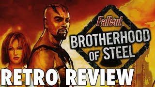 Fallout Brotherhood of Steel - Retro Review