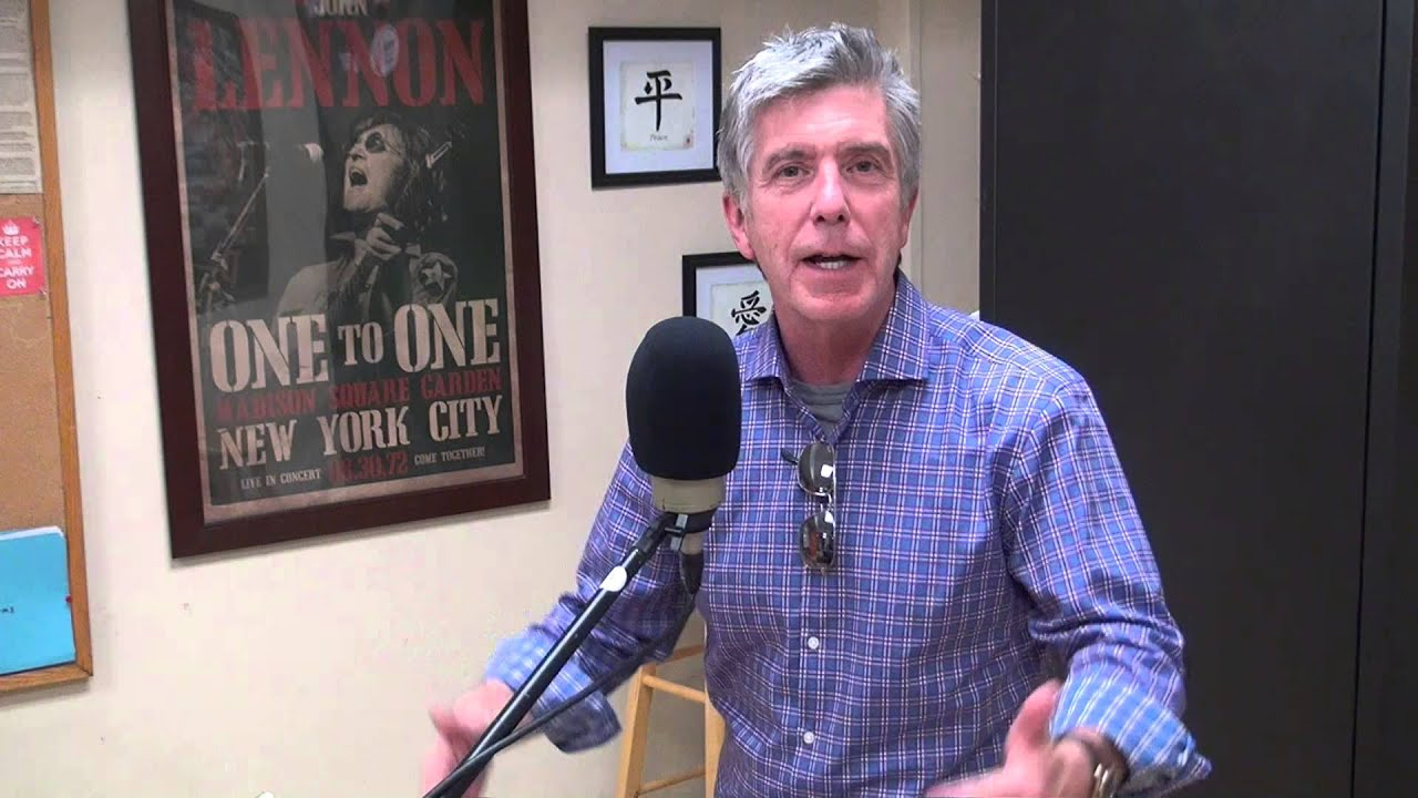 Tom Bergeron Loves Stay Tuned Radio Youtube