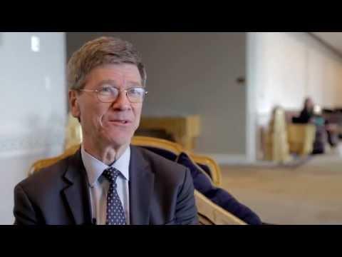 A conversation with Jeffrey Sachs
