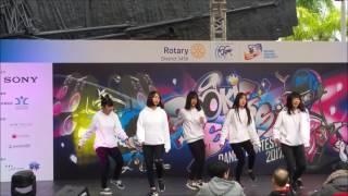 Publication Date: 2017-02-28 | Video Title: 李求恩紀念中學現場跳《Shoop》舞!