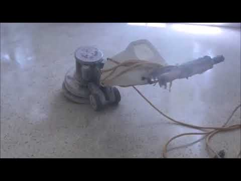 Terrazzo Care Restoration Experts In West Palm Beach Youtube