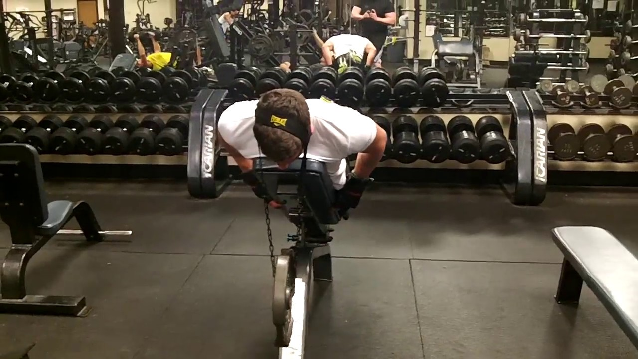 Neck Workout - YouTube
