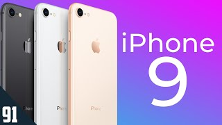 $399 iPhone 9 coming soon! (2020 Rumors)