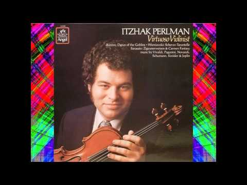 Dance Of The Goblins - Bazzini - Perlman