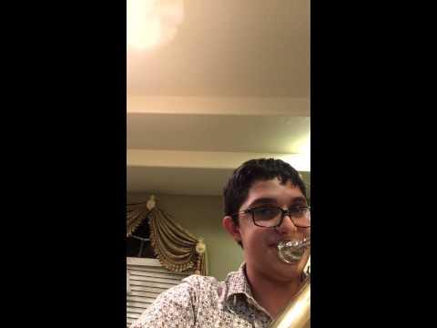 Tuba playing (lento)
