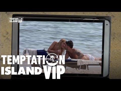 Temptation Island VIP - Patrick: il primo falò