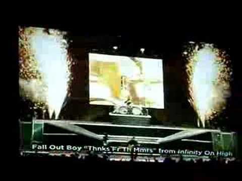 Fall Out Boy Circuit City Commercial