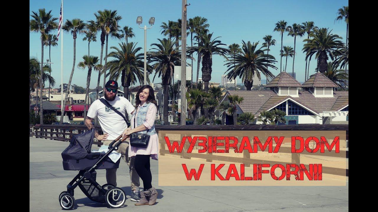 Z maluchem dookoła USA, dzień kobiet, wybieramy dom w Kalifornii.