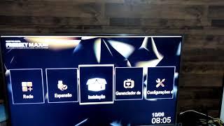 ⚠️📣📴 status Freesky Max HD mini off em alguns satélites 📡🛰️ iks com friso no hds 10/06/ 2018