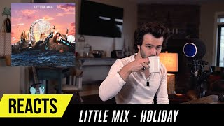 Download Lagu Producer Reacts to Little Mix - Holiday MP3