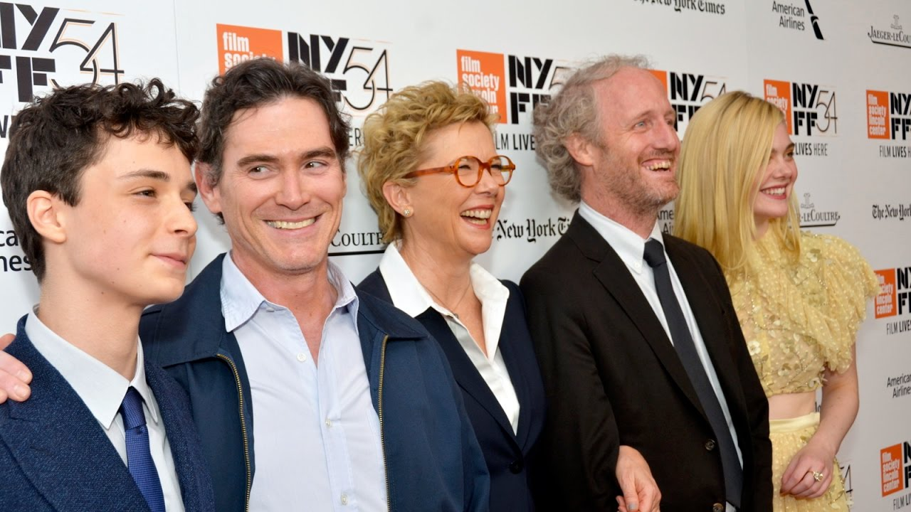 '20th Century Women' Red Carpet | NYFF54