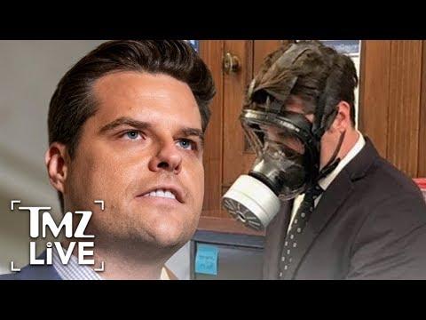 Congressman Matt Gaetz Possibly Exposed To Coronavirus! | TMZ Live