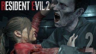 ZADANIE REKRUTA [#2] Resident Evil 2 Remake