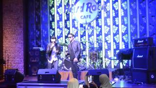 Azhael - Hujung Waktu Live In Hard Rock Cafe [showcase AIM21]