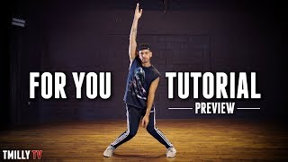 Jake Kodish - FOR YOU - Dance Tutorial [Preview] - #TMillyTV: Learn Choreography