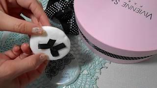 Vivienne Sabo рассыпчатая матирующая пудра Nuage: видео обзор