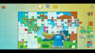Easter Bunny Fun Jigsaw Puzzle Video For Kids Apps Gameplay