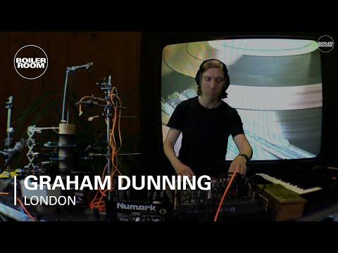 Graham Dunning 'Mechnical Techno' Boiler Room London LIVE Set