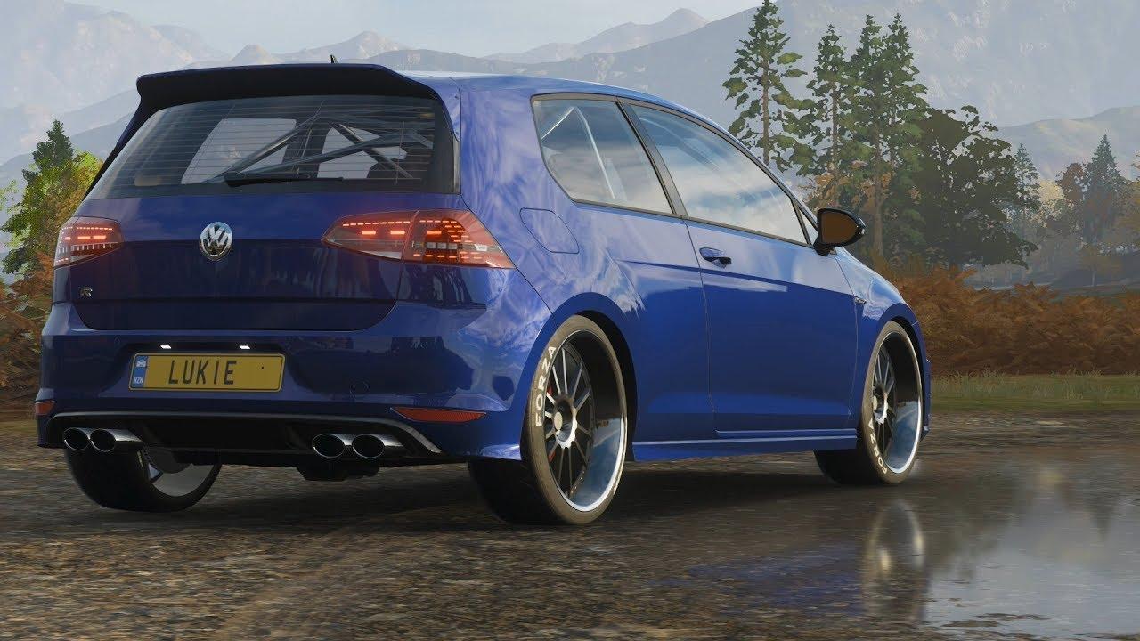 Forza Horizon 4  Volkswagen Golf R