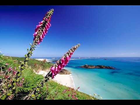 A video guide to Herm Island