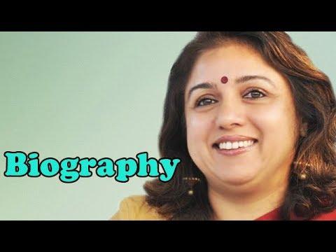 Revathi - Biography
