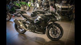 обзор Kawasaki Ninja 400 2018. Что пришло на смену Ninja 300?!