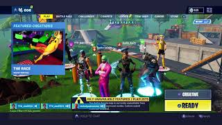 Fortnite cadeau en direct rejoindre