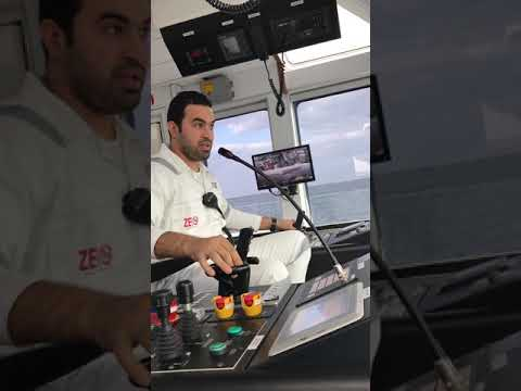 How ASD Tug Work with Capt Ahmed Elhaywan          Arabic