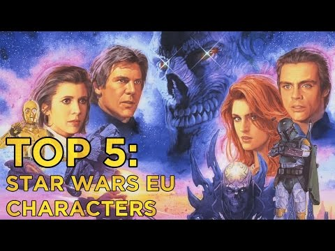 Top 5: Star Wars Expanded Universe Characters