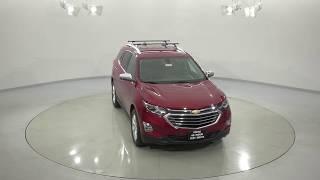 181294 - New 2018 Chevrolet Equinox Premier Test Drive