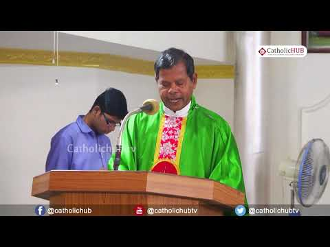ENGLISH MASS @ St Anthony's Church, Venkatapuram, Sec bad, Alwal, Sec bad, TS, INDIA 03 10 18