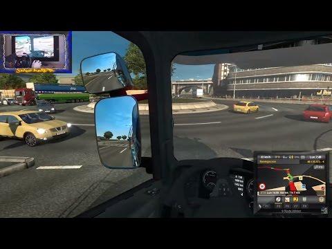 Euro Truck Simulator 2 2.0 | #37 De Madrid España A Malaga JMGamer