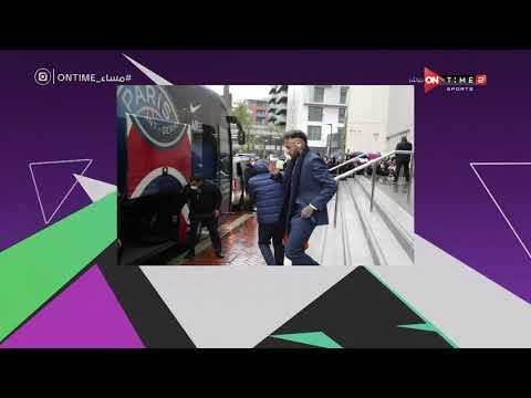 """مساء ONTime - مدحت شلبي يشيد بـ النجم """"رياض محرز"""" بعد الفوز على باريس سان جيرمان  بدوري ابطال اوروبا"""