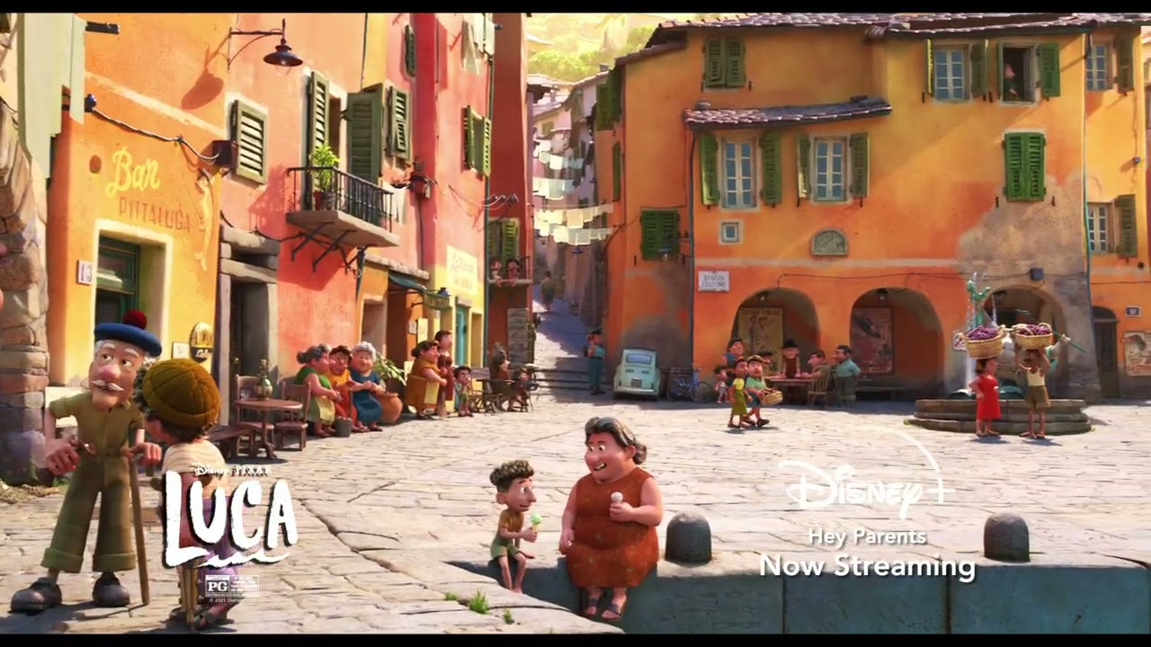 Disney and Pixar's Luca | Now Streaming | Disney+ - Disney and Pixar's Luca | Now Streaming | Disney+