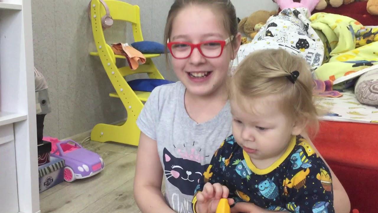 УТРО с моими БАСИКАМИ и моей сестрёнкой Маргаритой / Семейка Басиков и Мисс Фаина