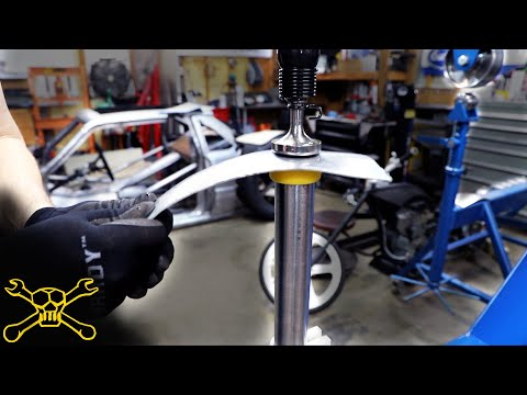 How To Use A Planishing Hammer To Smooth Sheet Metal