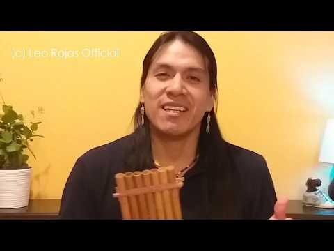 "LR Flute Friday: Custom ""semi Tone"" PanFlute (german/spanish Language) Engl. Subtitles"