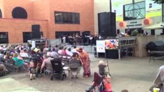 Deb's Lemonade Arts Festival Debut Thumbnail