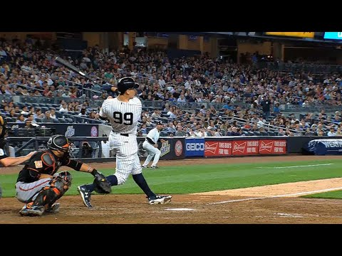 A recap of the Yankees' exciting 2017 season