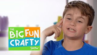 Big Fun Crafty Show! | Watch On Vod And The App | Universal Kids