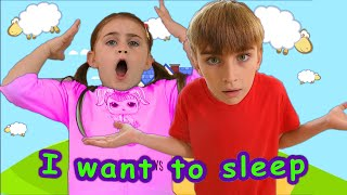 I Want To Sleep Song by Globiki
